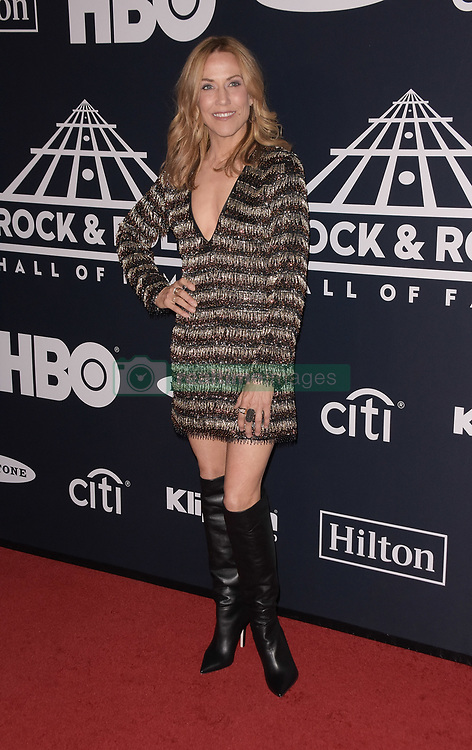 March 30, 2019 - Brooklyn, New York, USA - NEW YORK, NEW YORK - MARCH 29: Sheryl Crow attends the 2019 Rock & Roll Hall Of Fame Induction Ceremony at Barclays Center on March 29, 2019 in New York City. Photo: imageSPACE (Credit Image: © Imagespace via ZUMA Wire)