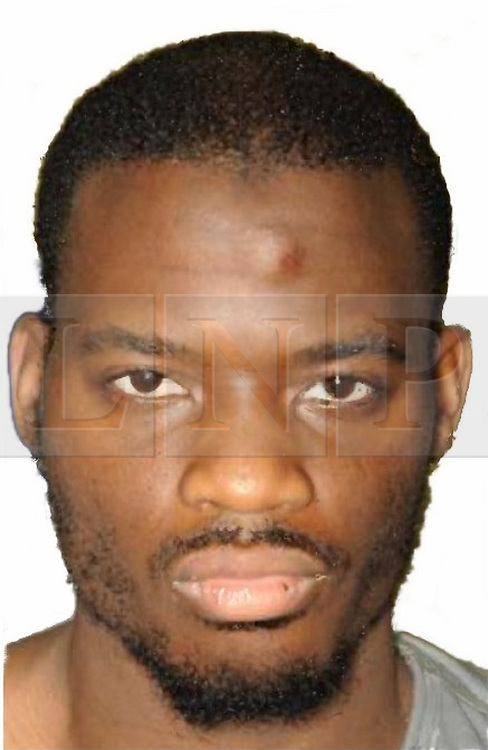 © London News Pictures. 19/12/2013 .Police custody picture of MICHAEL ADEBOLAJO  who has been found guilty of the murder of soldier Lee Rigby at The Old Bailey court in London. Michael Adebolajo, 29, and Michael Adebowale, 22, struck Fusilier Rigby with a car before hacking him to death in an attack outside Woolwich barracks in south-east London in May. Photo credit : LNP
