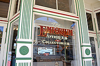 The Imporium, antiques and collectibles, store, founded 1897, Jamestown, California, USA, 201304201642<br /> <br /> Copyright Image from Victor Patterson, 54 Dorchester Park, Belfast, UK, BT9 6RJ<br /> <br /> Tel: +44 28 9066 1296<br /> Mob: +44 7802 353836<br /> Voicemail +44 20 8816 7153<br /> Skype: victorpattersonbelfast<br /> Email: victorpatterson@me.com<br /> Email: victorpatterson@ireland.com (back-up)<br /> <br /> IMPORTANT: If you wish to use this image or any other of my images please go to www.victorpatterson.com and click on the Terms & Conditions. Then contact me by email or phone with the reference number(s) of the image(s) concerned.
