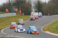 #72 Matthew HOLLIS Citroen 2CV 602 during 2CVParts.com Classic Championship as part of the BARC NW - Championship Raceday  at Oulton Park, Little Budworth, Cheshire, United Kingdom. March 19 2016. World Copyright Peter Taylor/PSP. Copy of publication required for printed pictures.  Every used picture is fee-liable.