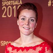 NLD/Amsterdam/20181219 - NOC*NSF Sportgala 2018, Jorien ter Mors en ........