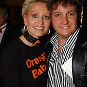 Miljonairfair 2004, Natascha Froger - Kunst + Rene Froger