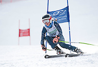 J1 J2 alpine skiing giant slalom Tecnica Cup at Gunstock January 28, 2012.