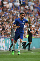 Football - 2017 / 2018 FA Cup - Semi Final: Chelsea vs. Southampton<br /> <br /> Olivier Giroud of Chelsea at Wembley Stadium <br /> <br /> COLORSPORT/SHAUN BOGGUST