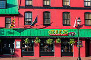 O'Brian's Steakhouse, Annapolis, Maryland, USA