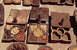 Antique shop in Jew Town; Cochin; Kerala; India,