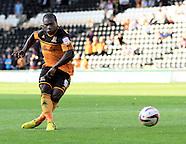 Hull City v Rotherham United 110812