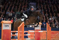 Greve Willem, NED, Grandorado TN<br /> Springen Klasse M<br /> KWPN Hengstenkeuring 2017<br /> © Dirk Caremans<br /> 02/02/17