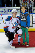 KELOWNA, CANADA - FEBRUARY 22:  First Star of the Game Rodney Southam #17 of the Kelowna Rockets at the Kelowna Rockets game on February 22, 2017 at Prospera Place in Kelowna, British Columbia, Canada.  (Photo By Cindy Rogers/Nyasa Photography,  *** Local Caption ***