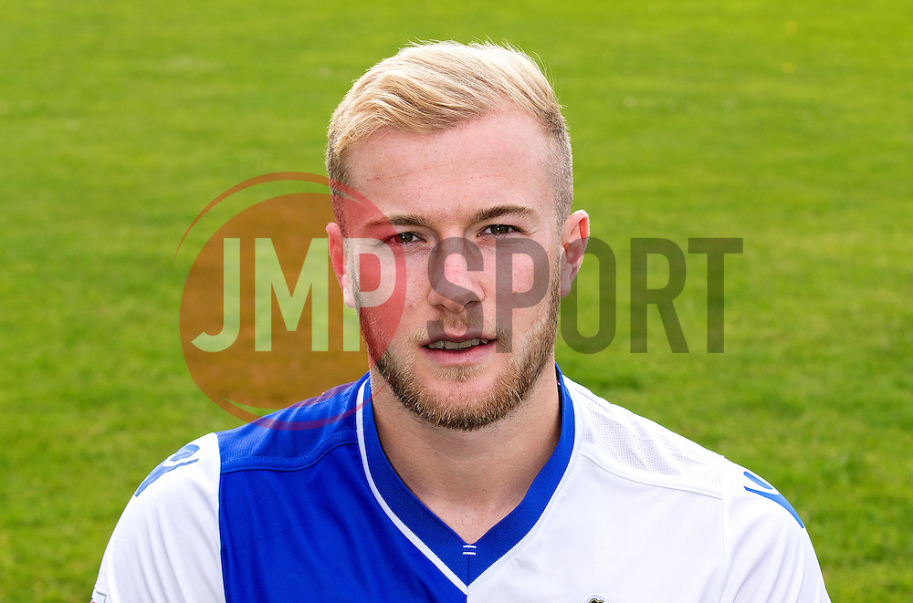Danny Greenslade of Bristol Rovers - Mandatory by-line: Robbie Stephenson/JMP - 04/08/2016 - FOOTBALL - The Lawns Training Ground - Bristol, England - Bristol Rovers Head Shots