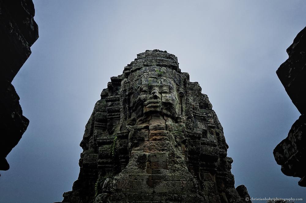 Angkor Thom, Cambodia, October 2011