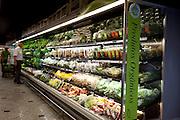Belo Horizonte_MG, Brasil...Flores comestiveis a venda de um supermercado em Belo Horizonte...Edible flowers in a supermarket in Belo Horizonte...Foto: LEO DRUMOND / NITRO