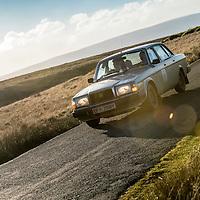 Car 61 Michael Kunz / James Ewing - Volvo 240GL
