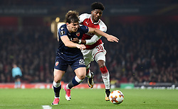 - Mandatory by-line: Alex James/JMP - 02/11/2017 - FOOTBALL - Emirates Stadium - London, England - Arsenal v Red Star Belgrade - UEFA Europa League Group H