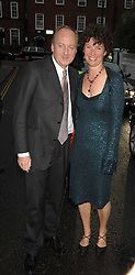 SHAUN & CAMILLA WOODWARD at the annual Sir David & Lady Carina Frost Summer Party in Carlyle Square, London SW3 on 5th July 2007.<br /><br />NON EXCLUSIVE - WORLD RIGHTS