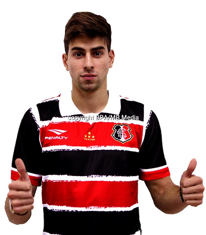 Brazilian Football League Serie A / <br /> ( Santa Cruz Futebol Clube ) - <br /> Luan Peres Petroni &quot; Luan Peres &quot;