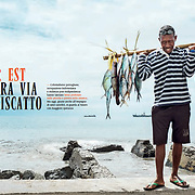 """Timor Est, la dura via del riscatto"", published in Jesus magazine, Italy, August 2017"