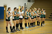 Bull Run District Volleyball Tournament-Madison, William Monroe, Clarke, George Mason
