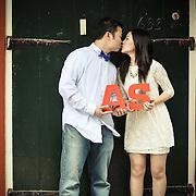 New Orleans Wedding Engagement Session | 1216Studio LLC Weddding Photography