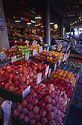 Food market, Vancouver, Canada<br />