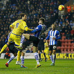 Wigan Athletic v Sheffield Wednesday