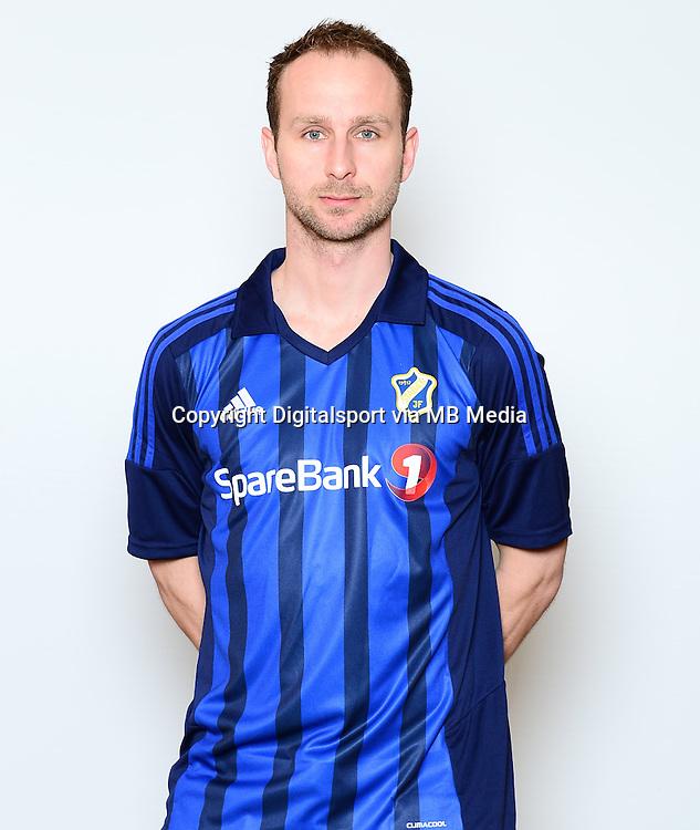 Fotball , Tippeligaen 2014 , Elitesereien<br /> , portrett , portretter<br /> Stab&aelig;k<br /> <br /> Jon Inge H&oslash;iland