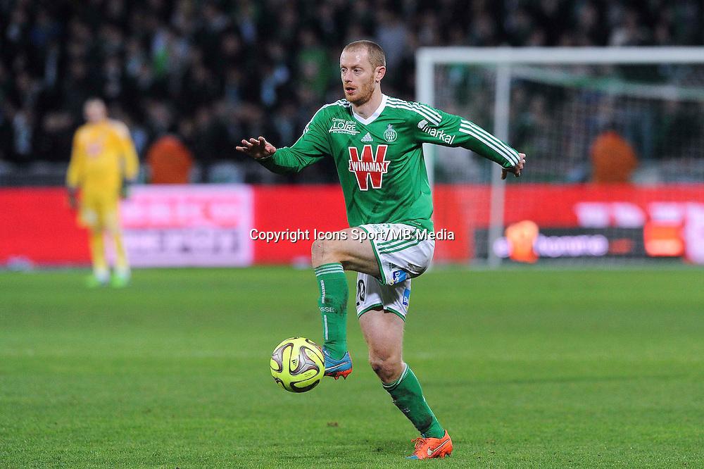 Jonathan BRISON  - 21.12.2014 - Saint Etienne / Evian Thonon - 19eme journee de Ligue 1<br /> Photo : Jean Paul Thomas / Icon Sport