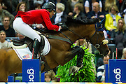 Christine McCrea - Wannick WH<br /> Rolex FEI World Cup Final 2013<br /> &copy; DigiShots