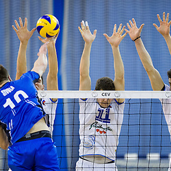 20131230: SLO, Volleyball - Friendly game, Slovenia vs Finland