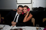 ROLAND MOURET; NATHALIE MASSANET, Dinner hosted by editor of British Vogue, Alexandra Shulman in association with Net-A-Porter.com in honour of 25 years of London Fashion Week and Nick Knight. Caprice. London.  September 21, 2009