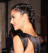 05.NOVEMBER.2012. LONDON<br /> <br /> NICOLE SCHERZINGER ATTENDS THE INDUSTRY TRUSTS AWARD CEREMONY AT THE GROSVENOR HOUSE HOTEL IN MAYFAIR.<br /> <br /> BYLINE: EDBIMAGEARCHIVE.CO.UK<br /> <br /> *THIS IMAGE IS STRICTLY FOR UK NEWSPAPERS AND MAGAZINES ONLY*<br /> *FOR WORLD WIDE SALES AND WEB USE PLEASE CONTACT EDBIMAGEARCHIVE - 0208 954 5968*