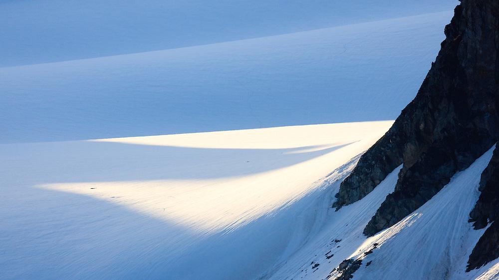 Svalbard mountains, Spitsbergen