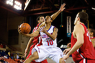 2008 Great Alaska Shootout Seattle U v Louisiana Tech