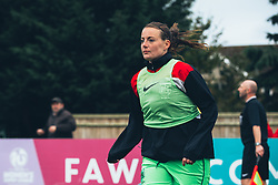 Hannah Reid of Bristol City Women - Rogan Thomson/JMP - 06/11/2016 - FOOTBALL - The Northcourt Stadium - Abingdon-on-Thames, England - Oxford United Women v Bristol City Women - FA Women's Super League 2.