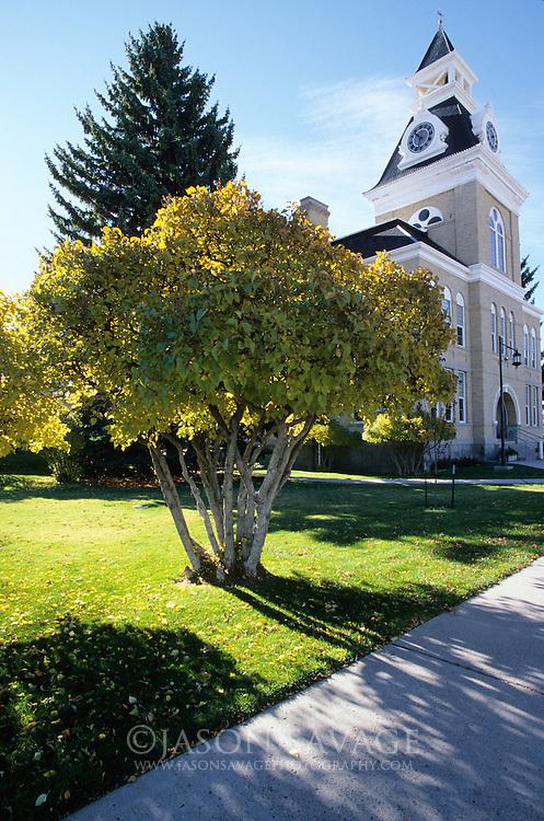Dillon Courthouse, Montana.