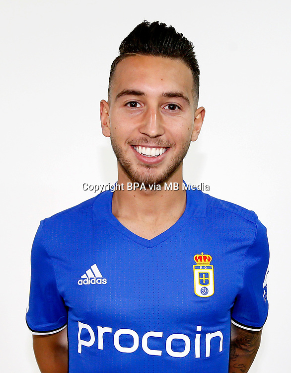 Spain - La Liga B 123 _ 2016-2017 / <br /> ( Real Oviedo ) - <br /> Francisco Miguel Varela Martin &quot; Francisco Varela &quot;