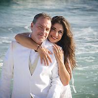 Claudia y Fernando