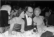 18/05/1962<br /> 05/18/1962<br /> 18 May 1962<br /> Presentation of Variety Club Awards at their International Convention in the Theatre Royal, Dublin.