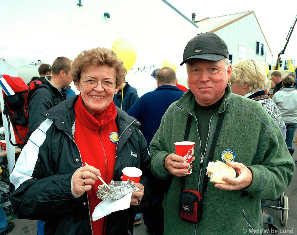 Fiskidagurinn mikli Dalvíkurbyggð 2002.The Great Fishingday Dalvik 2002