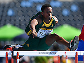 20 July- Day 2 IAAF U20 Champs Morning session