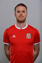 CARDIFF, WALES - Sunday, October 1, 2017: <br /> Marley Watkins. (Pic by David Rawcliffe/Propaganda)