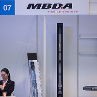 June 12 ,2017,Tokyo, Mast Asia  Maritime system and Technologies for securities and Safety , Maste trade show attendee MBDA joint venture  between, main missile systems companies in France, Italy and the United Kingdom. missile system , since north Korean  crisis, maritime  defence  sector and  industries  growth, and  maritime defence , collaborate internationally sectors  . Pierre Boutier