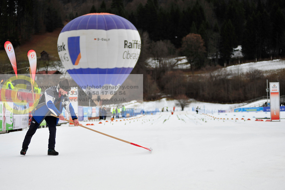 Behind the scenes at the 2014 IPC Nordic Skiing World Cup Finals - Middle Distance