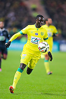 Remi GOMIS  - 20.01.2015 - Nantes / Lyon  - Coupe de France 2014/2015<br /> Photo : Vincent Michel / Icon Sport