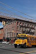 New york. , under the Brooklyn bridge  New York, Manhattan - United states  Brooklyn / Brooklyn, New York - Etats unis Brooklyn /