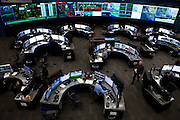 The control room at the California Independent System Operator in Folsom, Calif., October 19, 2011.