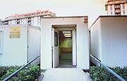 city hall office in ZEN district in Palermo.<br /> Gli uffici del Comune di Palermo nel quartiere Zen.