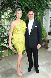 CEM & CAROLINE HABIB at the Raisa Gorbachev Foundation Party held at Stud House, Hampton Court Palace on 5th June 2010.  The night is in aid of the Raisa Gorbachev Foundation, an international fund fighting child cancer.