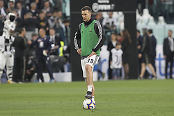 May 3, 2019 - Turin, Piedmont, Italy - Federico Bernardeschi (Juventus FC) before the Serie A football match between Juventus FC and Torino FC at Allianz Stadium on May 03, 2019 in Turin, Italy..Final results: 1-1. (Credit Image: © Massimiliano Ferraro/NurPhoto via ZUMA Press)
