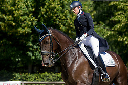 Swagemakers Veronique, BEL, Horton<br /> Final selection WK Young Horses<br /> © Hippo Foto - Sharon Vandeput<br /> 29/06/19